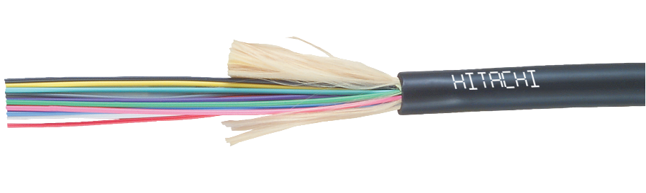 Tight buffered internal external grade office distribution cable