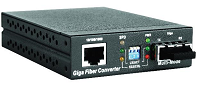 TE Connectivity Gigabit Ethernet converter