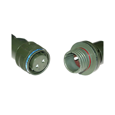 MFM - Duplex Fibre Optic Connector