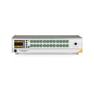 OP940-SW Multichannel Insertion and Return Loss Meter