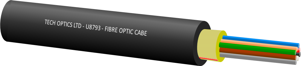 Distribution Mil-Tac Cable