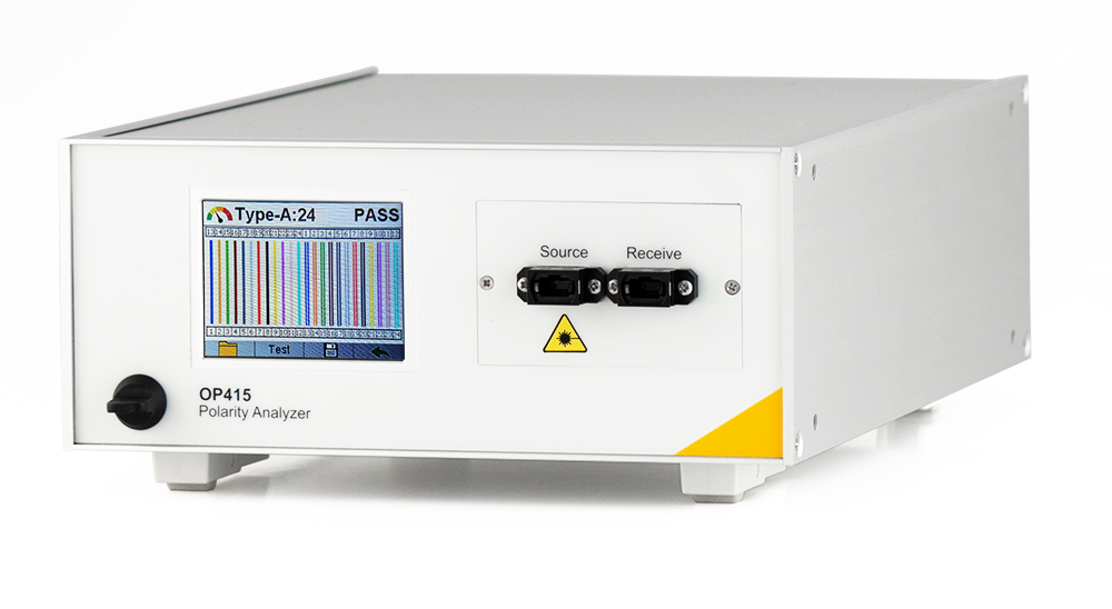OP415 Polarity Analyser